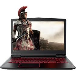 "Laptop Gaming Lenovo Legion Y520 Intel Core i7-7700HQ pana la 3.80 GHz, Kaby Lake, 15.6"", Full HD, IPS, 8GB, 1TB + 256GB SSD, nVIDIA GeForce GTX 1060 6GB Max-Q, Free DOS, Black"