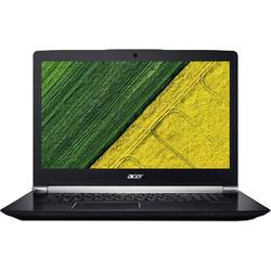"Laptop Acer Aspire V Nitro VN7-793G-761L Intel Core i7-7700HQ 2.80 GHz, Kaby Lake, 17.3"", Full HD, 16GB, 1TB + 512GB SSD, nVidia GeForce GTX 1050 Ti 4GB, Linux, Black"