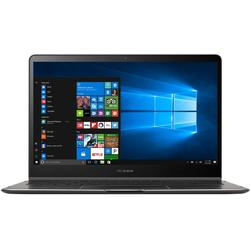 Laptop 2-in-1 ASUS 13.3'' ZenBook Flip S UX370UA, FHD Touch,  Intel Core i7-8550U , 8GB, 256GB SSD, GMA UHD 620, Win 10 Home, Smoke Grey