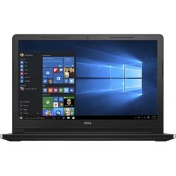 Laptop DELL 15.6'' Inspiron 3567 (seria 3000), FHD, Intel Core i3-6006U , 4GB DDR4, 256GB SSD, GMA HD 520, Win 10 Home, Black