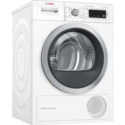 Bosch Uscator de rufe WTW85550BY, SelfCleaning Condenser, 9 kg, 14 programe, clasa A++, alb