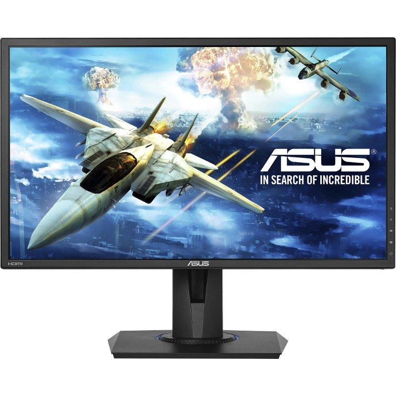 Monitor LED ASUS Gaming VG245H 24 inch 1 ms Black Free-Sync 75Hz
