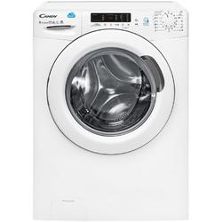 Candy Masina de spalat rufe cu uscator CSW 485D-S, spalare 8 kg / uscare 5 kg, 1400 rpm, functii Smart, NFC, Voice Control, 60 cm, clasa A, alb