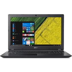 Laptop Acer 15.6'' Aspire 3 A315-31, HD, Intel Celeron N3450,  4GB, 500GB, GMA HD 500, Linux, Black