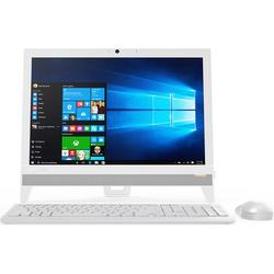 Sistem All-In-One Lenovo 19.5'' IdeaCentre 310, Intel Pentium J4205 1.5GHz Apollo Lake, 4GB, 1TB, GMA HD 505, FreeDos, White