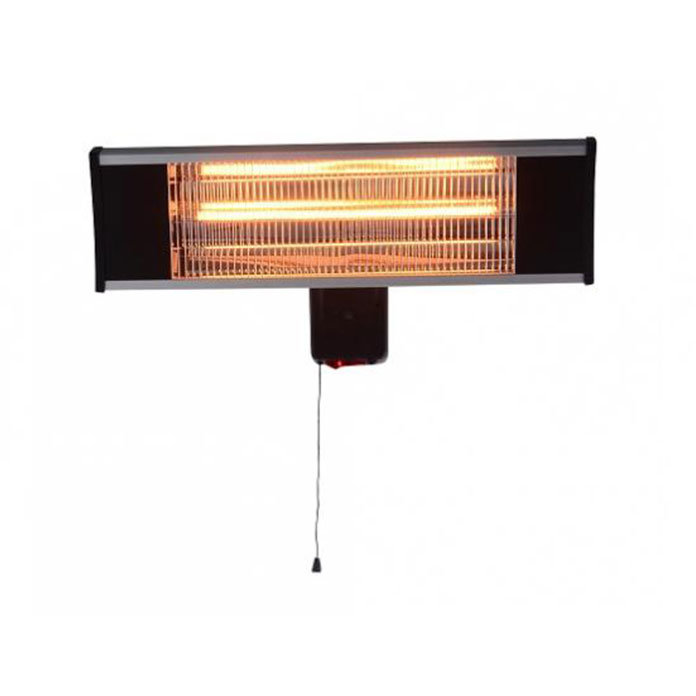Incalzitor electric VITG010, 1500 W, Lampa carbon, IP 65