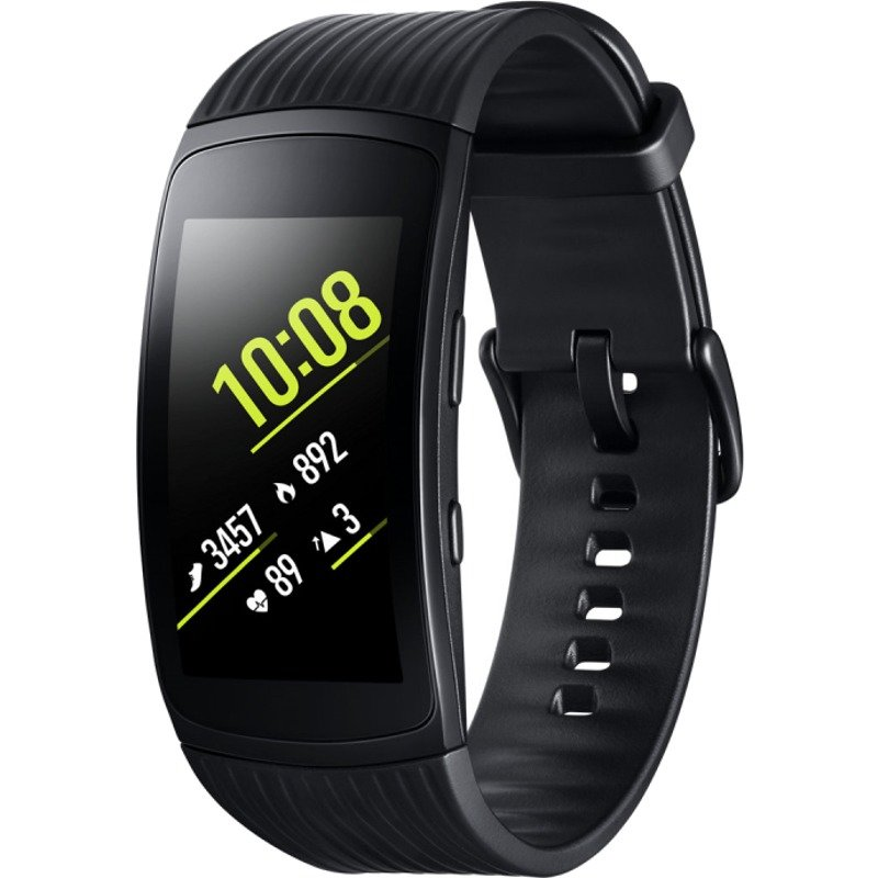 Bratara Fitness Gear Fit 2 Pro, Large, Negru