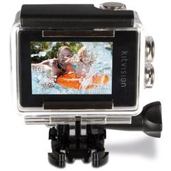 KitVision Camera video de actiune Waterproof, Alb