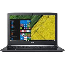Laptop Acer 15.6'' Aspire 5 A515-51G, FHD,  Intel Core i7-7500U , 4GB DDR4, 1TB, GeForce MX150 2GB, Linux, Obsidian Black