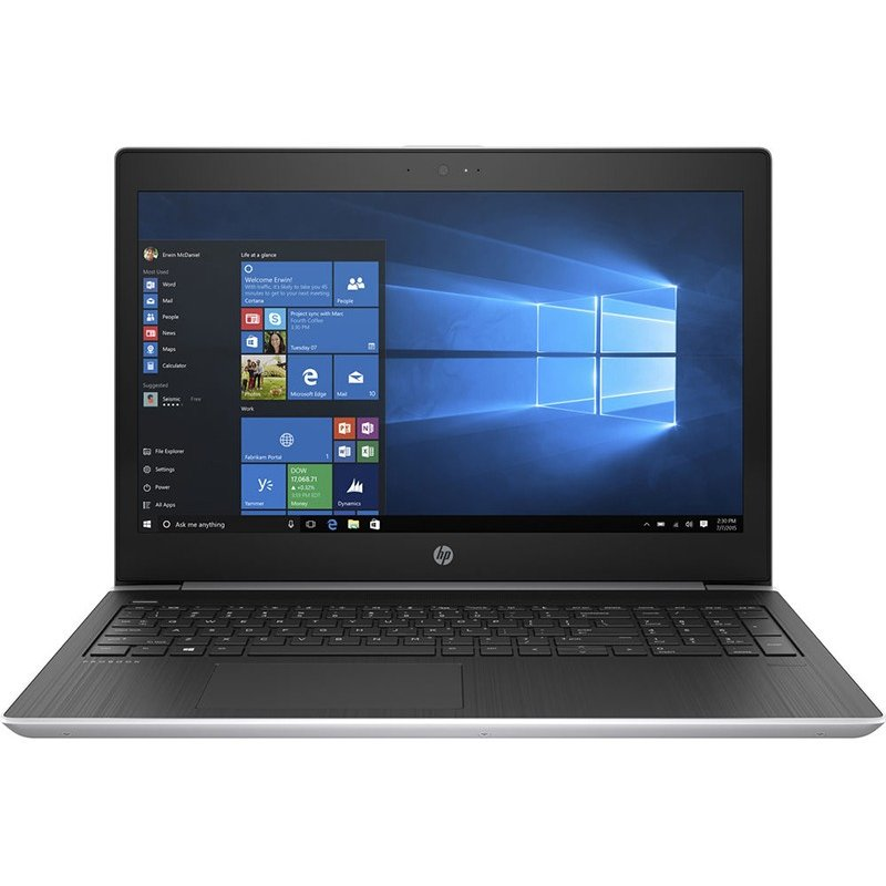 Laptop HP 15.6'' ProBook 450 G5, FHD, Intel Core i7-8550U, 8GB DDR4, 1TB + 256GB SSD, GeForce 930MX 2GB, FingerPrint Reader, Win 10 Pro