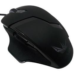 DELUX Mouse M612 Black, USB