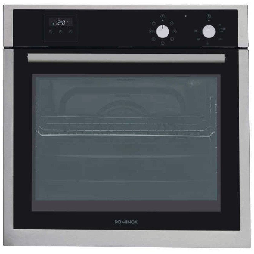 Cuptor Incorporabil Dominox Do 86 M Nt Bk/xs, Electric, 8 Programe, 60 L, Inox, 116.0507.520