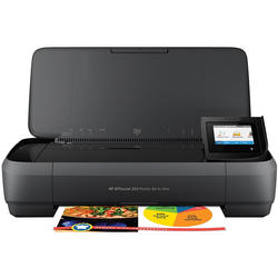 Multifunctionala HP OfficeJet 252 Mobile All-in-One, inkjet, color, format A4, wireless