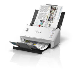 Scanner Epson WorkForce DS-410, format A4, tip sheetfed, usb