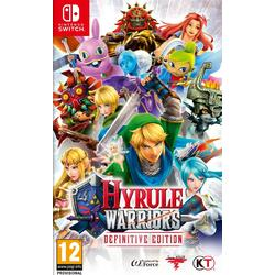 HYRULE WARRIORS DEFINITIVE EDITION - SW