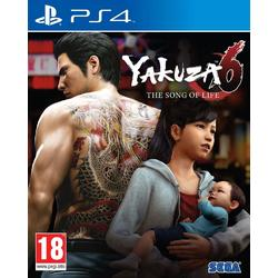 YAKUZA 6 THE SONG OF LIFE D1 EDITION - PS4