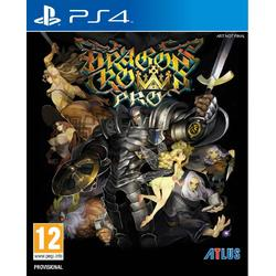 DRAGONS CROWN PRO BATTLE HARDENED EDITION - PS4