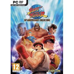 STREET FIGHTER 30 ANNIVERSARY COLLECTION - PC
