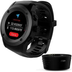 Smartwatch MaxCom FitGo FW17 Power, GPS, Black