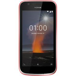 Telefon mobil Nokia 1, Dual SIM, 8GB, 4G, Warm Red
