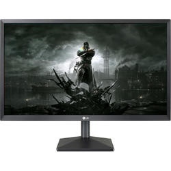 Monitor LED LG Gaming 24MK430H 23.8 inch 5 ms Black FreeSync 75Hz