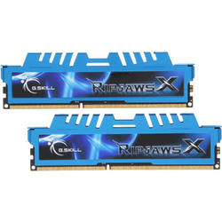 Memorie G.Skill Ripjaws X 8GB DDR3 2400MHZ CL11 1.65v Dual Channel Kit