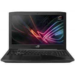Laptop ASUS Gaming 15.6'' ROG GL503VM, FHD 120Hz, Procesor Intel Core i7-7700HQ, 8GB DDR4, 1TB + 128GB SSD, GeForce GTX 1060 3GB, FreeDos, Black