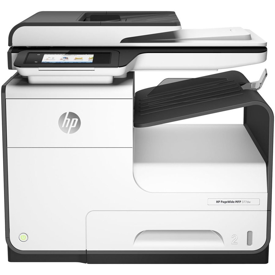 Multifunctionala HP PageWide MFP 377dw, inkjet, color, format A4, retea