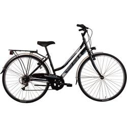 "Good Bike Bicicleta City Universal 28"", Black, 44cm, M"