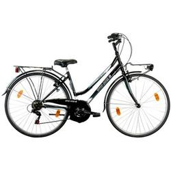 "Good Bike Bicicleta City 28"" Oxford, Black, 44cm/S"