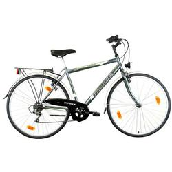 "Good Bike Bicicleta City 28"" Universal, Dark Grey, 50cm/M-L"