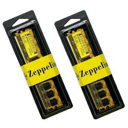 Memorie Zeppelin 2GB DDR2 800MHz CL6 Dual Channel Kit