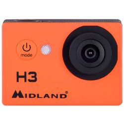 Midland Camera pentru sporturi extreme  H3 HD Ready Action Camera
