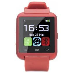 Ceas smartwatch E-Boda Smart Time 100 Summer Edition, Rosu