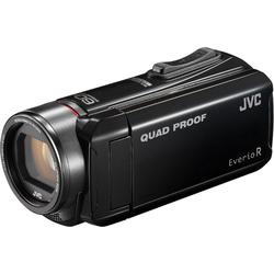 JVC Camera video Quad-Proof R GZ-R401BEU, Full HD, Black