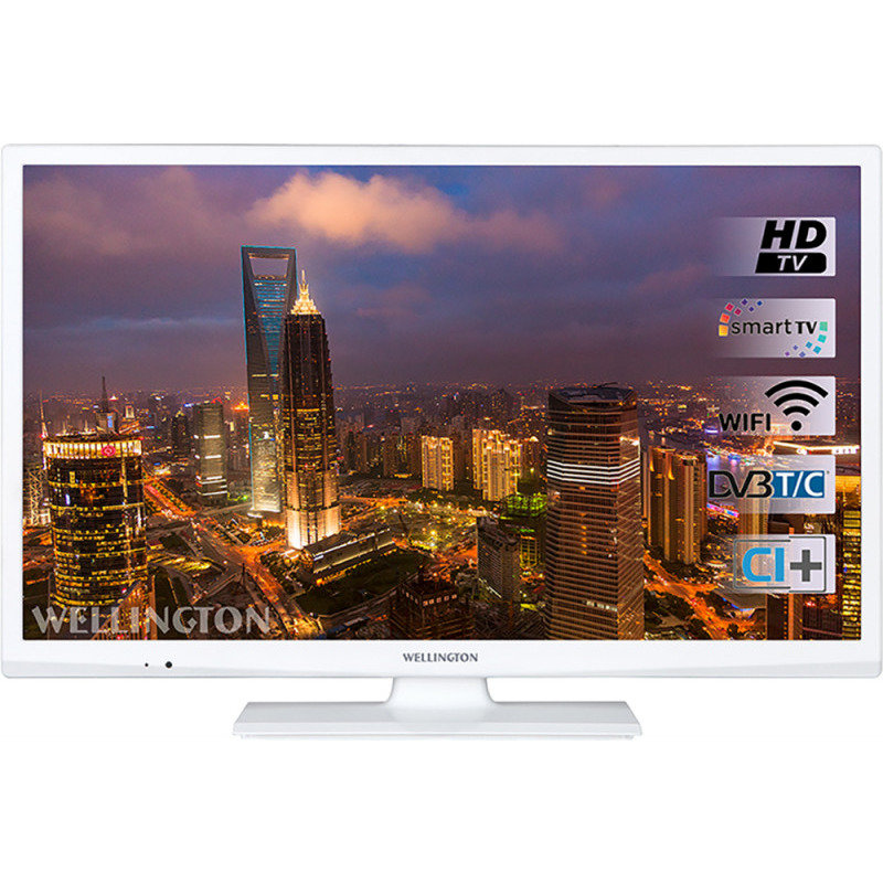 Televizor LED Smart Wellington, 61 cm, 24HDW282, HD