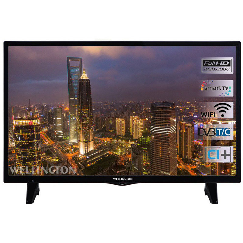 Televizor LED Smart Wellington, 81 cm, 32FHD289, Full HD