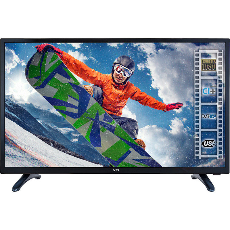Televizor LED NEI, 123 cm, 49NE5000, Full HD