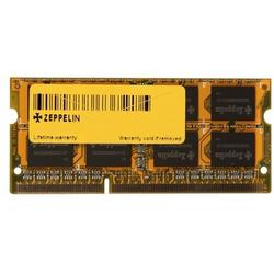 Memorie notebook Zeppelin 8GB, DDR3, 1600MHz, 1.5V