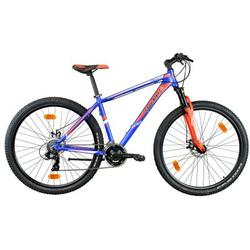 Good Bike Bicicleta MTB 29-er Desert Disc, Matt Blue, 46cm/S-M