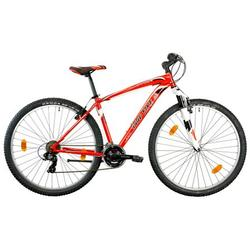 Good Bike Bicicleta MTB 29-er Seattle A, Red/Black, 46cm/S-M