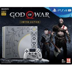Consola Sony PlayStation 4 PRO 1TB, God of War Limited Edition + joc God of War 4