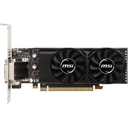 Placa video MSI GeForce GTX 1050 Ti 4GT LP 4GB DDR5 128-bit