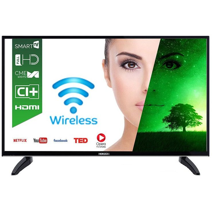 Televizor Led 43hl7330f , 108cm , Full Hd, Smart Tv, Wifi