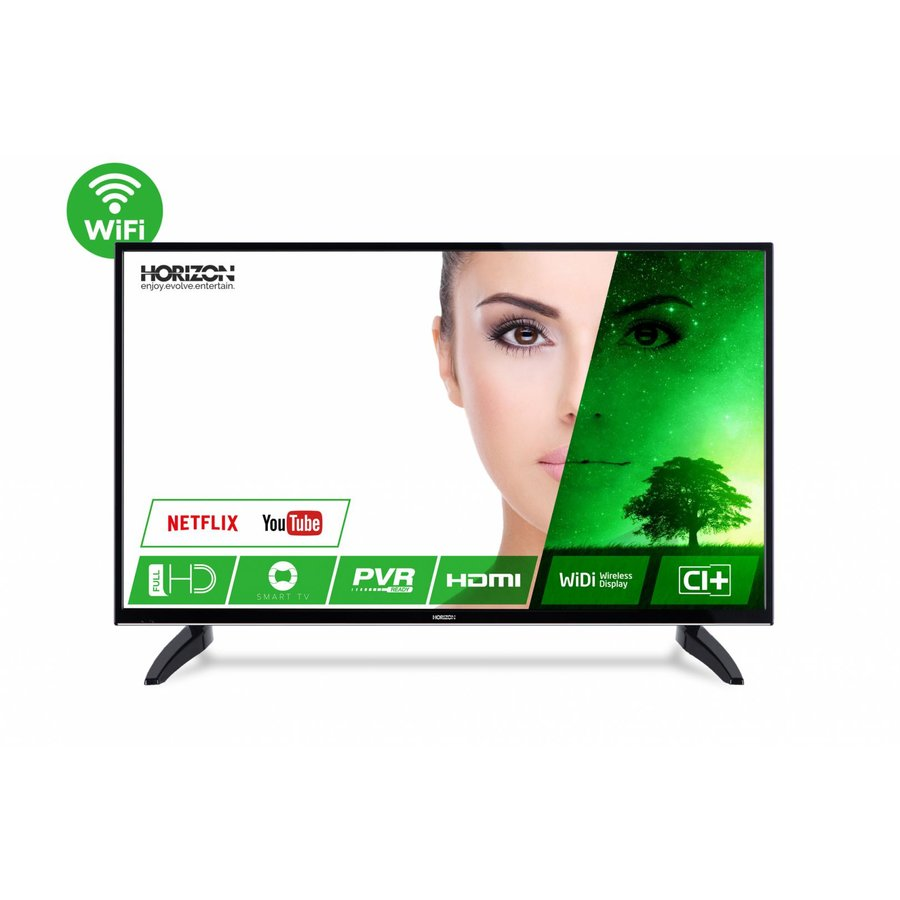 Televizor Led 39hl7330f , 99cm, Full Hd, Smart Tv, Wifi