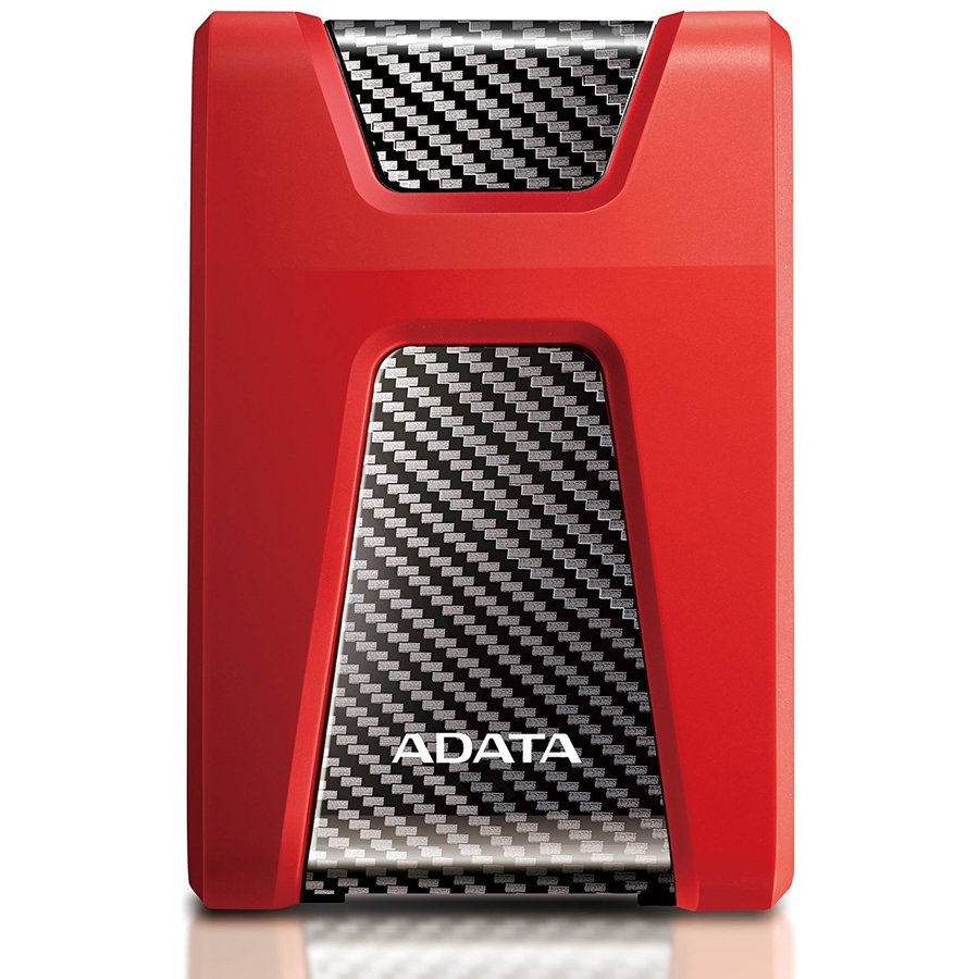 Hdd Extern Durable Hd650 2tb Usb3.1, Red