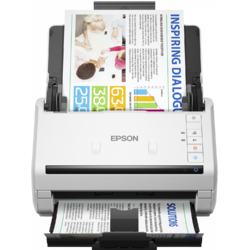 Scanner Epson WorkForce DS-530, format A4, tip sheetfed