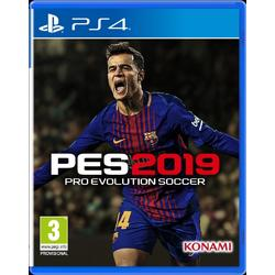 PRO EVOLUTION SOCCER 2019 - PS4