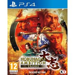NOBUNAGAS AMBITION TAISHI - PS4