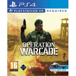 OPERATION WARCADE (VR) - PS4